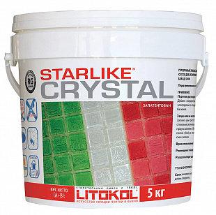 Прозрачная эпоксидная затирка STARLIKE C.350 CRYSTAL 2.5кг