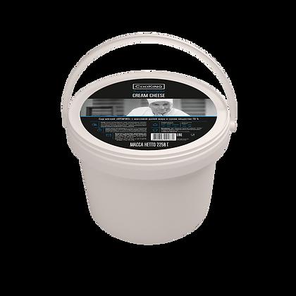 Сыр крем-чиз CooKing 2,25кг
