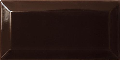 Плитка настенная Cevica METRO Chocolate 75*150