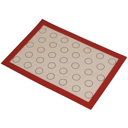 Силиконовый коврик 30х40см для макарон