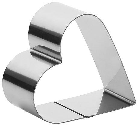 Форма для выпечки Сердце 22х22 см