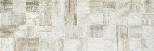 Плитка настенная Zirconio BASIS Blocks White 250*666