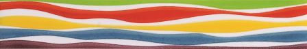 Бордюр настенный Cinca MIRAGE Maryland Multicolour 40*250