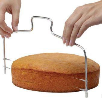 Струна для нарезки бисквита 32см
