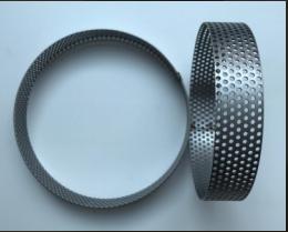 Перфорированное кольцо для тарта 12см в2см