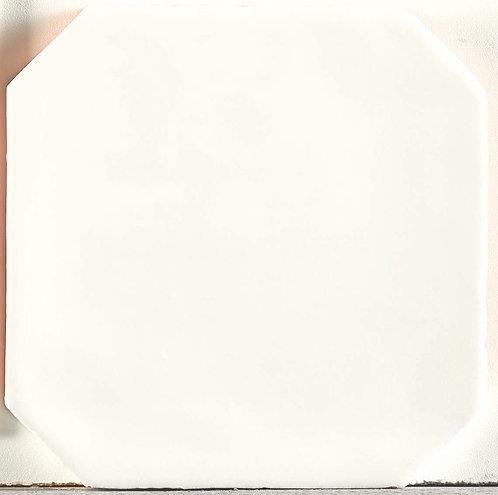 Плитка напольная Cevica OCTAGON Blanco Mate 150*150