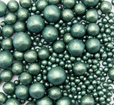 Сахарный декор жемчуг Изумруд 50 гр