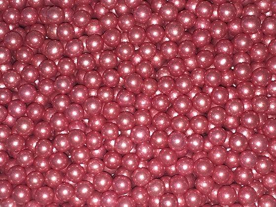 Сахарные Шарики Красные 5мм 70гр