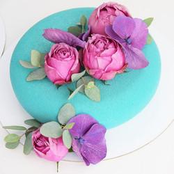 торт с цветами кудрово