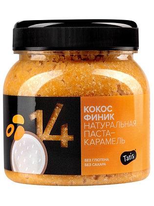 Кокосовая паста Tatis фининки 250г