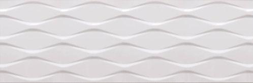 Настенная плитка Cifre GLACIAR Nude White Brillo 300*900