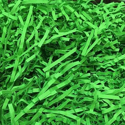 Бумажный наполнитель зеленый