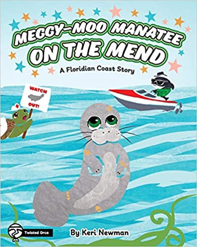 Meggy-Moo Manatee on the Mend