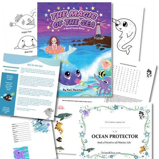 Magic of the Sea Educational Kit Download