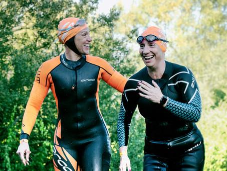 The Oxford Swim-Run: A half-stumper's experience
