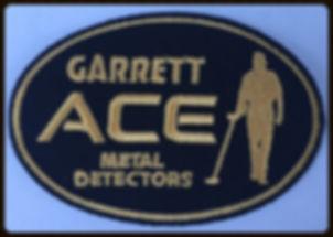 Garrett ACE metal detectors