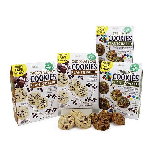 (12) Plant Based Cookies