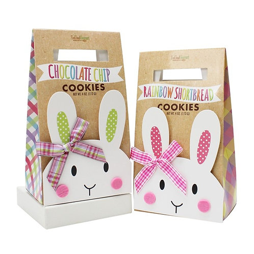 (12) 3D Bunny Gift Bags