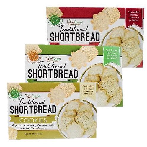 (12) Traditional Shortbread