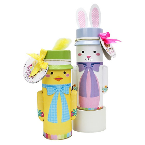 (12) Character Easter Tins