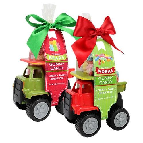 (12) Candy Trucks