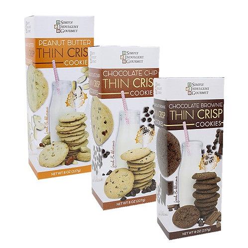 (12) Super Crisp Cookies