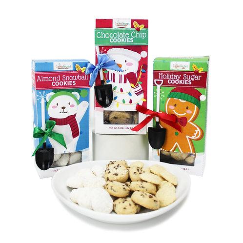 Snow Pal Cookies