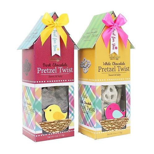 Birdhouse Pretzels