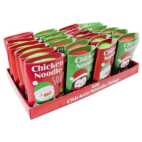 (12) Chicken Soup