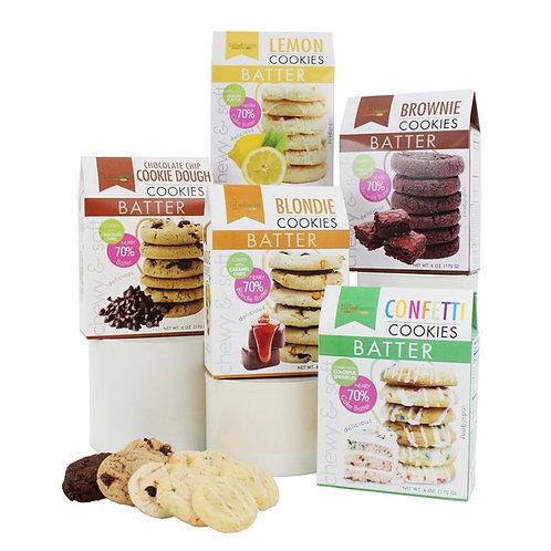 (12) Batter Cookies