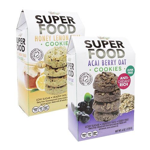 (12) Super Food Cookies