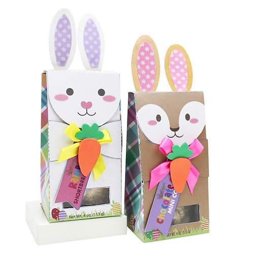 (12) Cookie Bunny Boxes