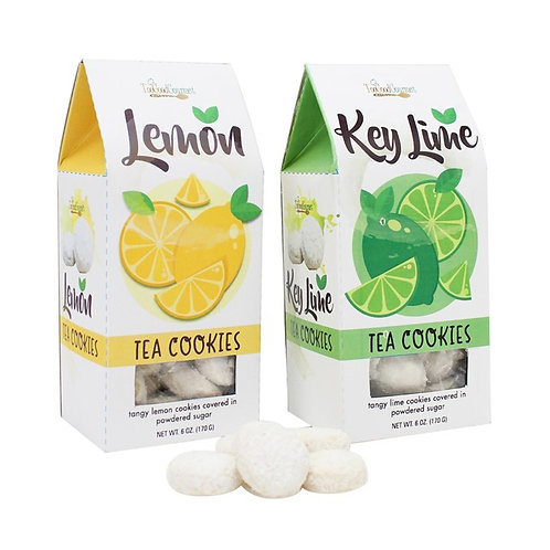 (12) Citrus Tea Cookies