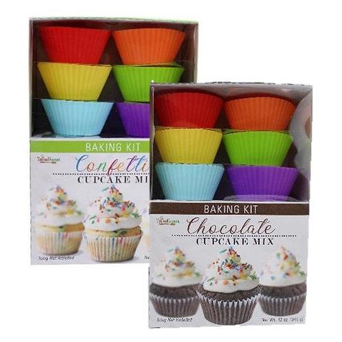Silicon Cupcake Kit