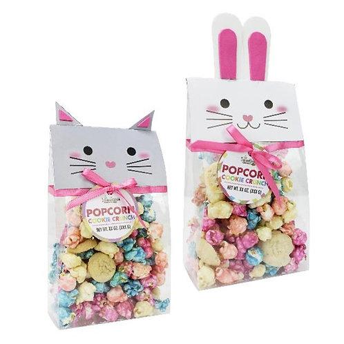 (12) Easter Popcorn Treats