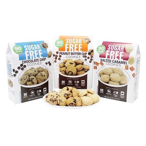 (12) Sugar Free Cookies