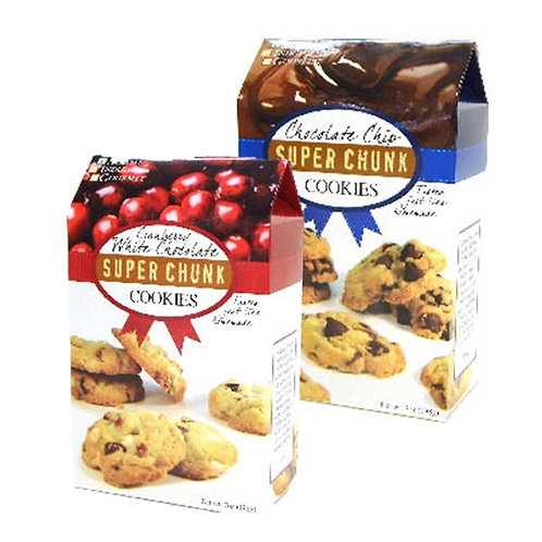 (12) Super Chunk Cookies