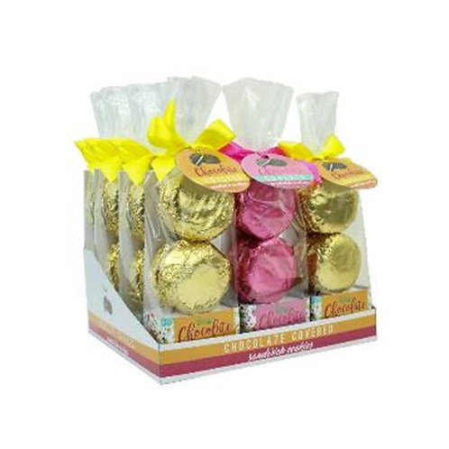 (12) Spring Foil Wraps
