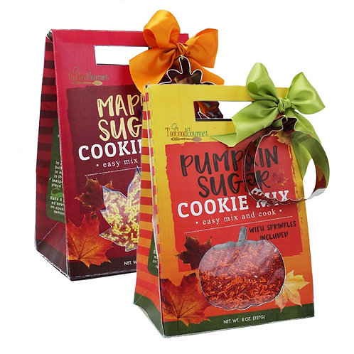 (12) DIY Fall Sugar Cookies