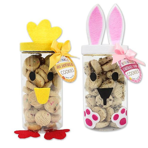 Easter Cookie Canisters