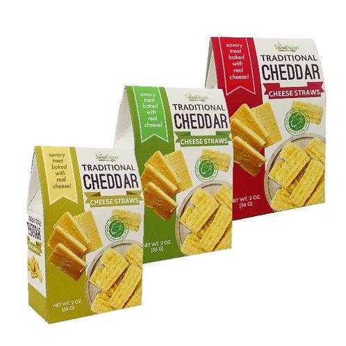 (24) Cheese Straws