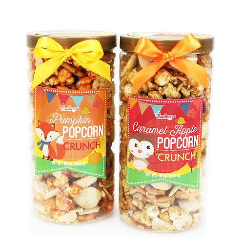 Fall Popcorn Crunch