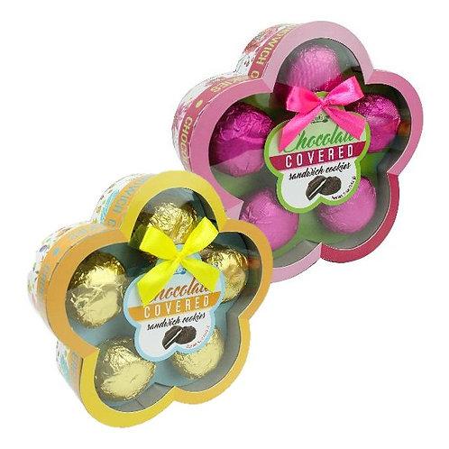 (12) Flower Hat Box