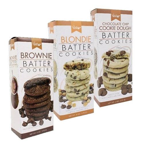 Batter Cookies