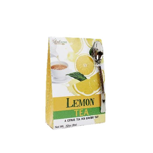 (24) Refreshing Lemon Tea