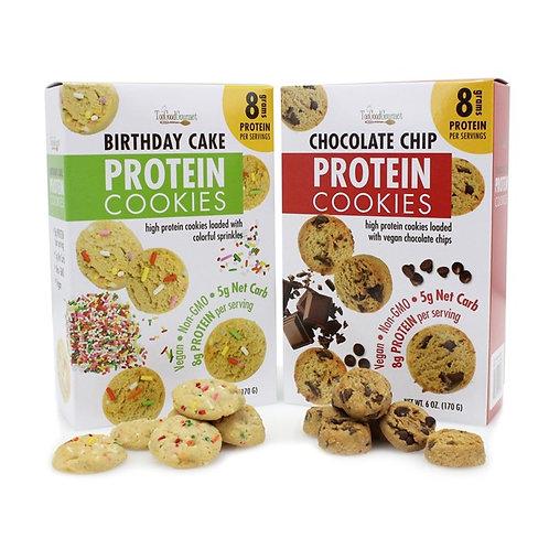 (12) Protein Cookies