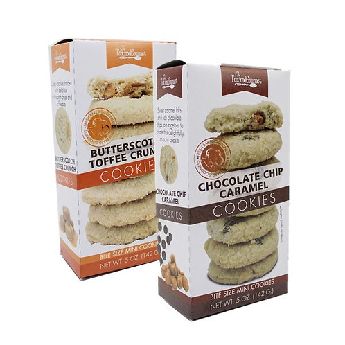 (12) Bite Sized Mini Cookies