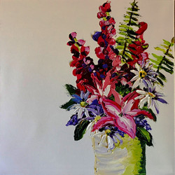 190225B spring bouquet