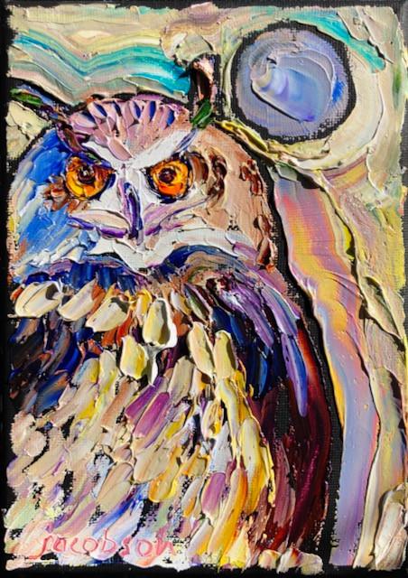 Moonday Owl