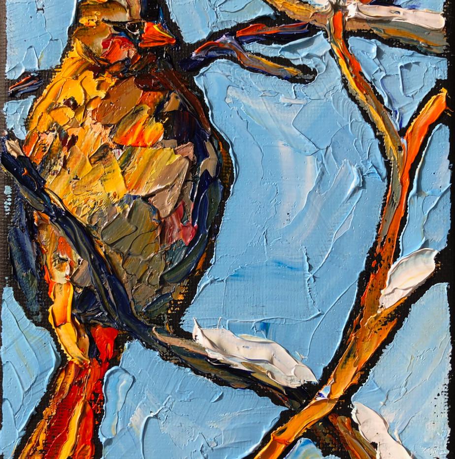 B 200316 A mama cardinal.jpeg